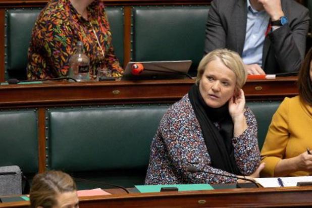 Action des aides-ménagères: la ministre de l'Emploi soutient l'augmentation de 1,1%
