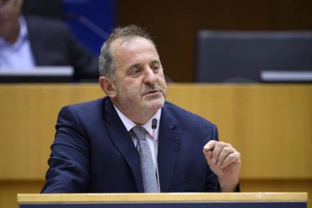 Il n'y a pas eu de réunion sur une possible démission de Georges-Louis Bouchez