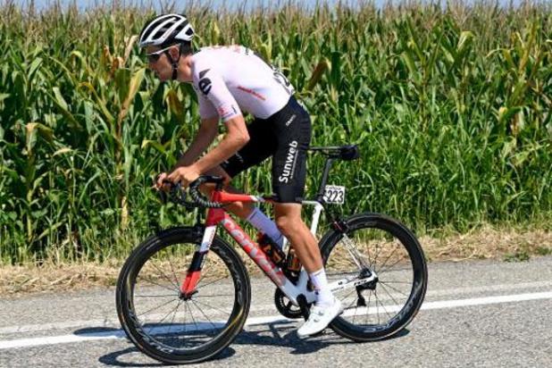 Critérium du Dauphiné: Benoot stapt uit Dauphiné met rugpijn