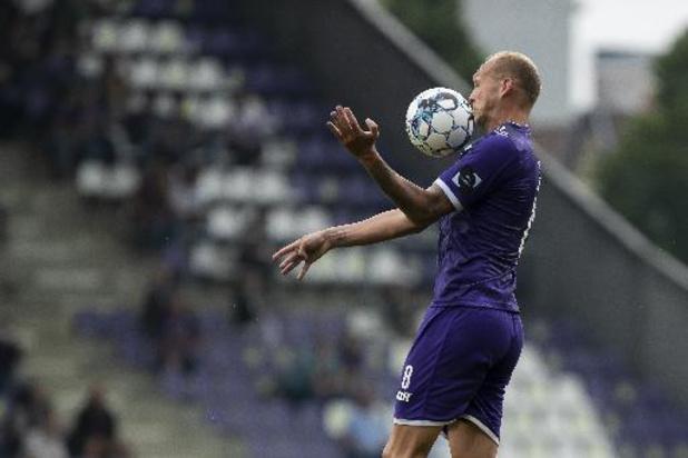 Jupiler Pro League - Le match Beerschot - Cercle Bruges arrêté en raison de la pluie