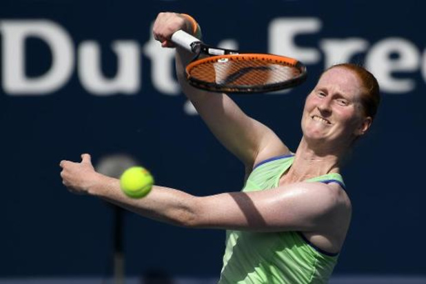 """WTA Lyon - Alison Van Uytvanck """"slaagde erin Garcia onder druk te zetten"""""""