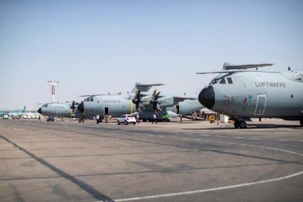 """""""Vrijdag laatste evacuatievluchten vanuit Kaboel door Duitse leger"""""""