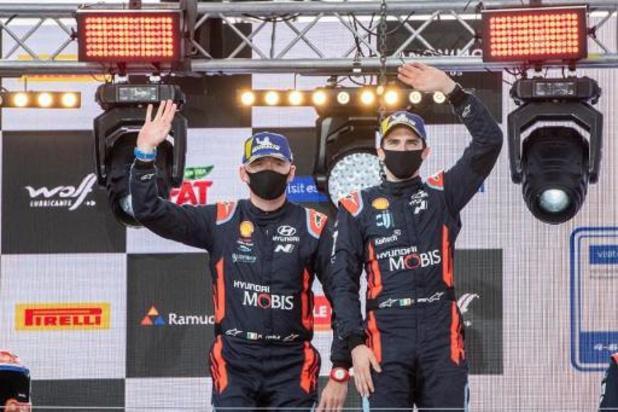 Championnat de Belgique des rallyes - Craig Breen gagne l'Aarova Rally