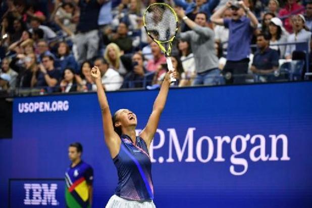 US Open - Osaka éliminée au 3e tour par Fernandez, Canadienne de 18 ans
