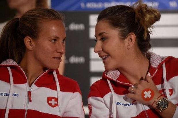 OS 2020 - Bencic treedt naast enkelfinale ook aan in dubbelfinale aan zijde van Golubic