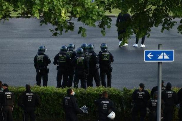 Duitse politie doet raids naar georganiseerde smokkel Vietnamese migranten