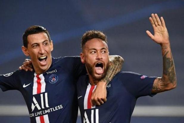 Tuchel kan terug rekenen op Neymar en co voor de wedstrijd tegen Marseille