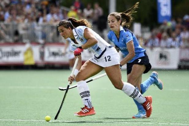 EuroHockey Club Trophy féminin - Le Braxgata termine par un succès 5-0 contre les Anglaises d'East Grinstead