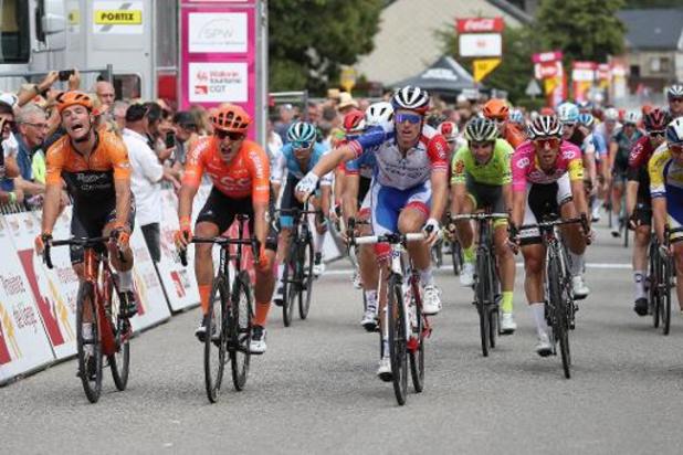 Tubize refuse d'accueillir le départ de la 2e étape du Tour de Wallonie