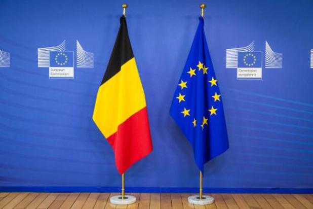 België zou 17 miljard bijdragen aan Europees relanceplan