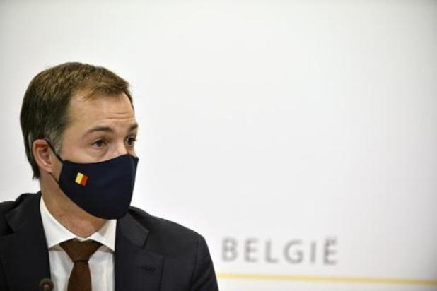 Premier De Croo raadt skivakanties ten stelligste af