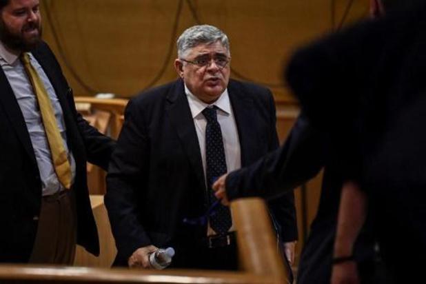 Leiders van Griekse neonazi-partij schuldig bevonden aan besturen criminele organisatie