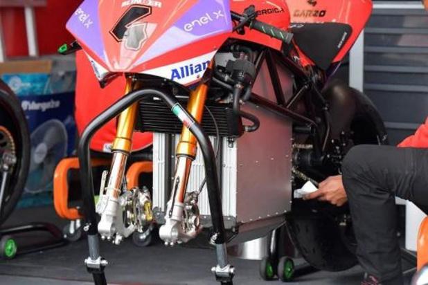 Grands débuts en Moto3 ce weekend pour Barry Baltus