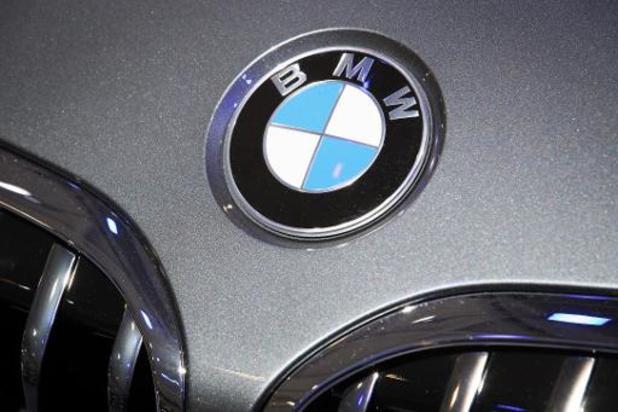 BMW roept in VS meer dan 300.000 auto's terug wegens probleem met airbags