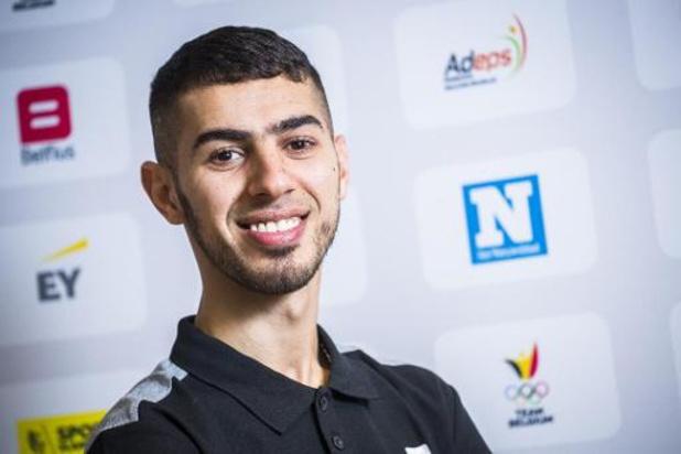 EK taekwondo - Jaouad Achab pakt derde Europese titel