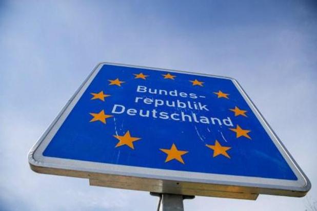 Duitsland verlengt grenscontroles tot 4 mei