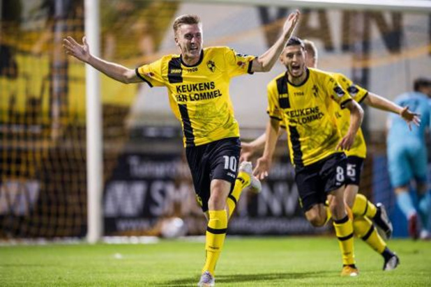 1B Pro League - Lierse s'impose 4-2 face au RWDM