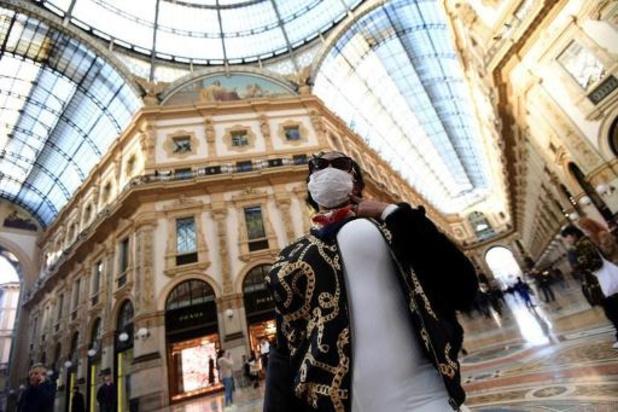 Overheid vraagt extra waakzaamheid van reizigers uit Noord-Italië