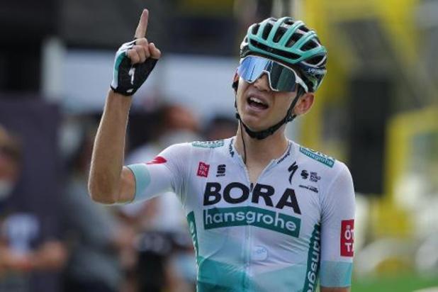 Lennard Kämna (Bora-hansgrohe) remporte la 16e étape du Tour de France