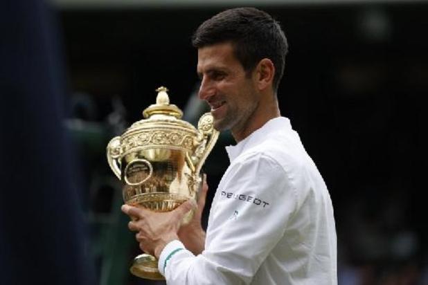 JO 2020 - Novak Djokovic confirme sa participation aux JO de Tokyo