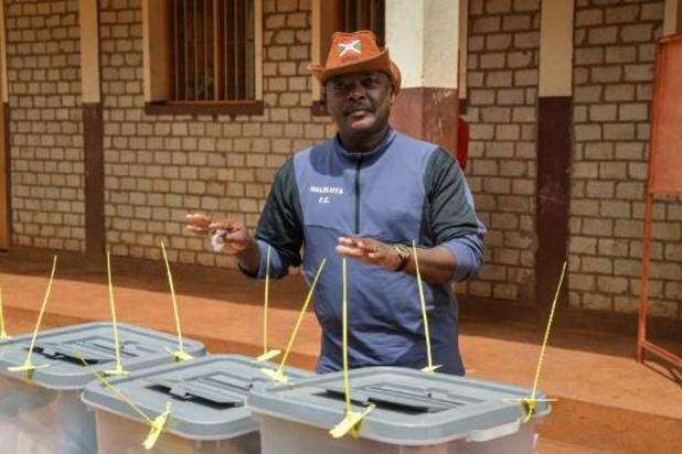 Le président du Burundi, Pierre Nkurunziza, est décédé lundi