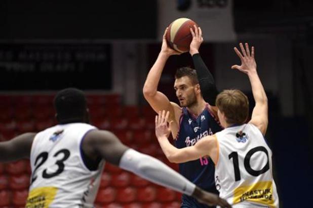 Euromillions Basket League - Victoires pour Ostende, Mons et Alost