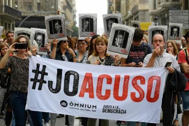 """La condamnation des indépendantistes catalans est """"une erreur historique"""""""