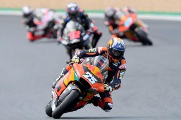Moto2: Barry Baltus 29e des qualifications au Mugello