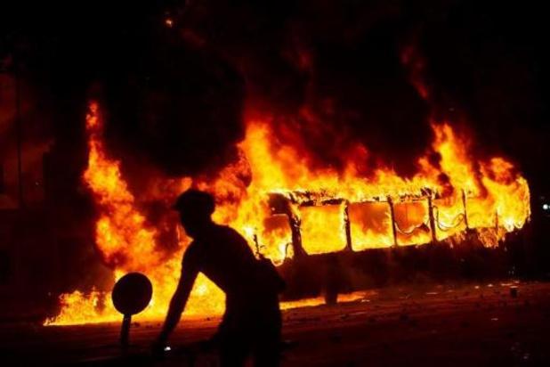 Chili: violentes manifestations à Santiago contre l'augmentation des prix du métro