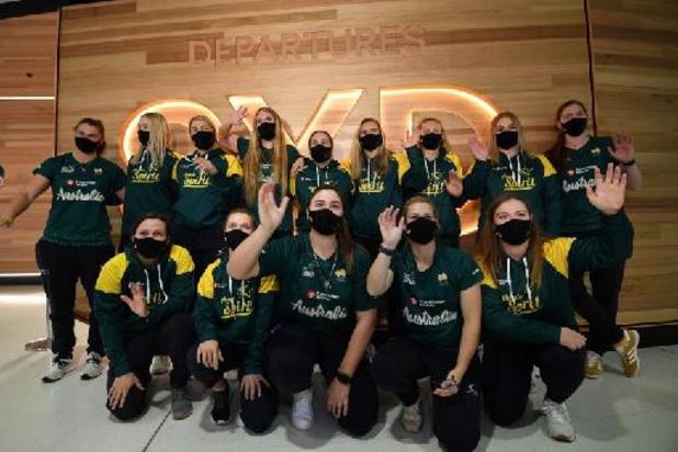 OS 2020 - Eerste Olympische atleten aangekomen in Japan