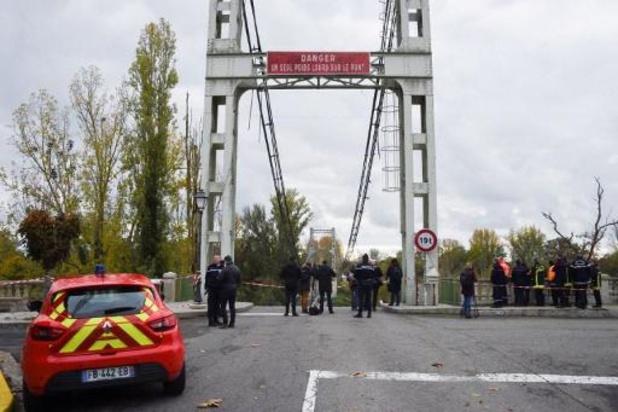 """""""Vrachtwagen op ingestorte brug over Tarn woog dubbele van toegelaten gewicht"""""""