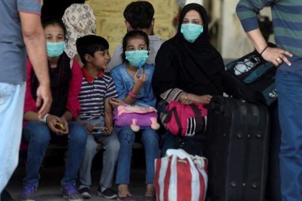 Plus de 130 nouveaux cas détectés au Pakistan en une journée