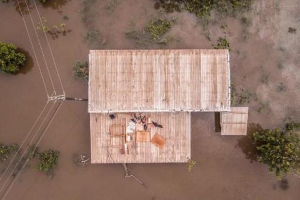 Minstens 28.000 mensen dakloos na ongeziene overstromingen in Centraal-Afrika