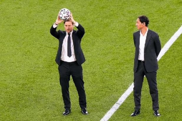 Italiaanse voetballegendes Nesta en Totti trappen Euro 2020 op gang