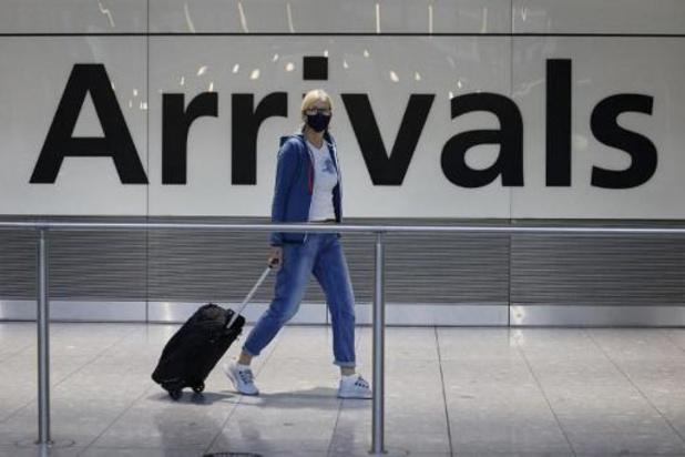 Engeland schrapt inreisverbod voor reizigers uit 47 landen