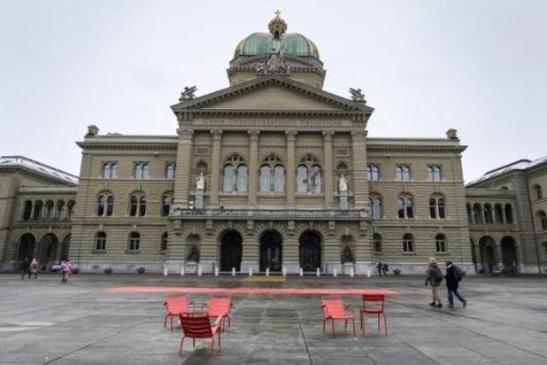 Zwitsers parlement keurt homohuwelijk goed