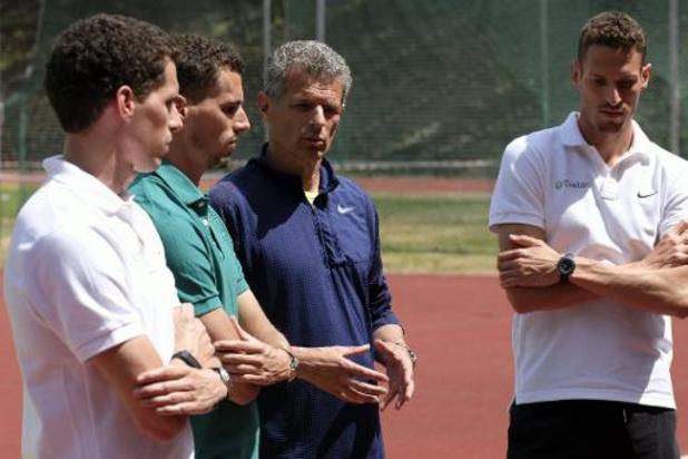 Team Borlée stapt van Franstalige naar Vlaamse liga over
