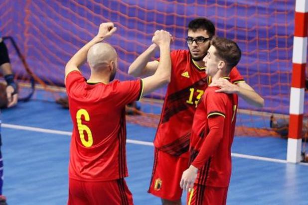 Facile succès de la Belgique contre le Monténégro