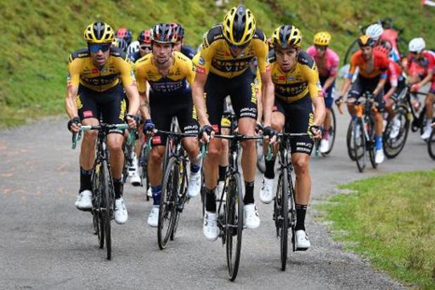Tour de France - Dumoulin geeft hoop op eigen Tourzege op