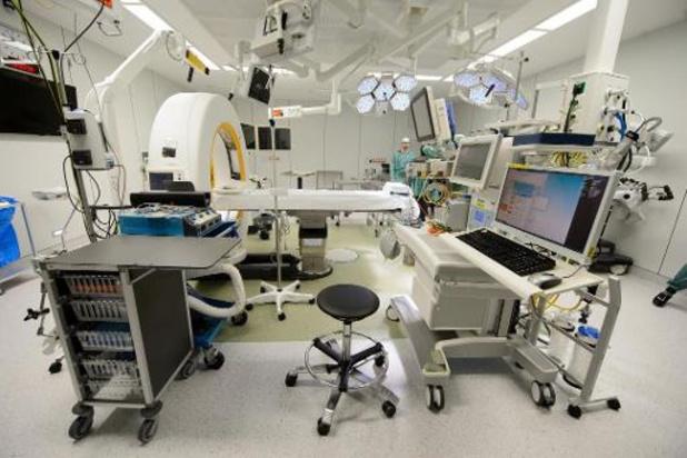 L'UZ Leuven réalise sa première greffe pulmonaire chez un patient atteint de Covid-19