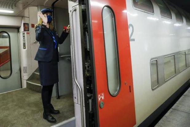 Meer dan 400 extra treinen per week vanaf 13 december