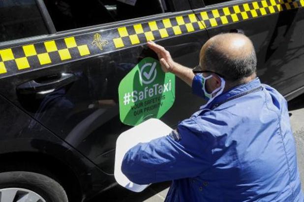 Près de 2.000 chauffeurs de taxi salariés en moins en 2020