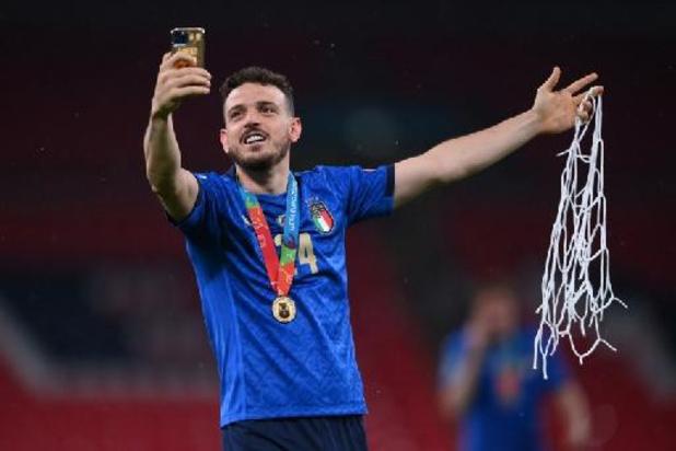 Serie A - AC Milan neemt Europees kampioen Alessandro Florenzi over van AS Roma