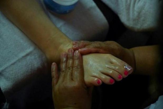 Massagetherapeuten begrijpen niet waarom ze niet de slag mogen