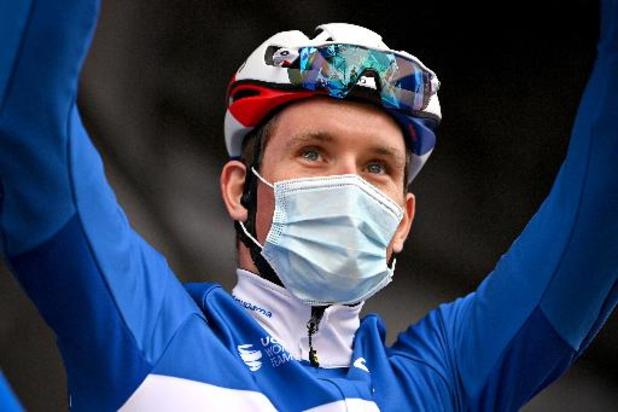 Arnaud Démare houdt Timothy Dupont van zege in Ronde van Valencia