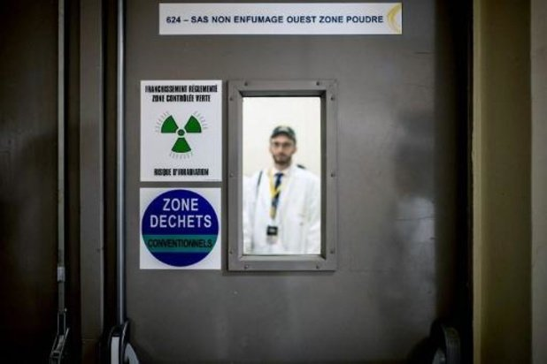 Le plan de relance de l'Europe aide l'IRE (Fleurus) à s'affranchir de l'uranium