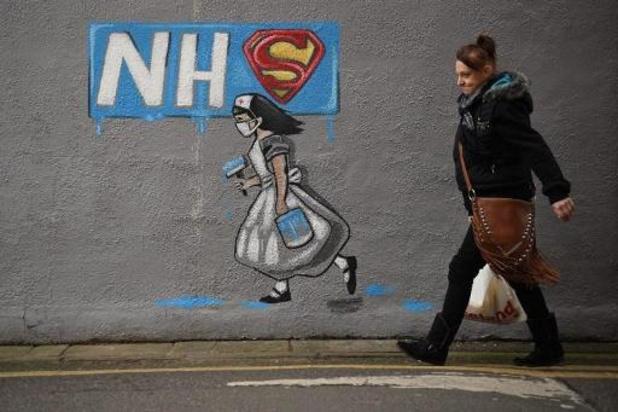 Dagelijkse dodentol blijft stijgen in Verenigd Koninkrijk