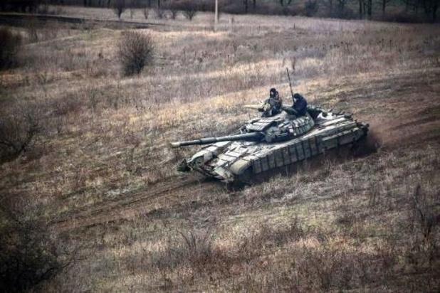 Un soldat ukrainien tué dans l'est séparatiste