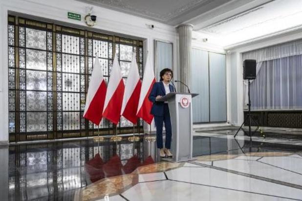 Pologne: l'élection présidentielle se tiendra finalement le 28 juin