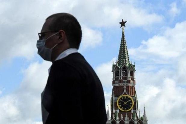 Meer dan 1 miljoen besmettingen in Rusland